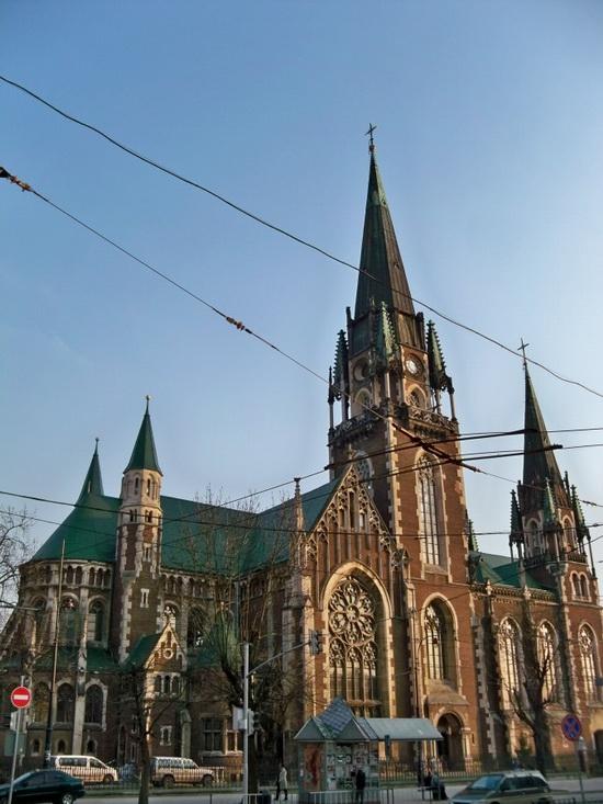 The Church of Sts. Olha and Elizabeth, Lviv, Ukraine, photo 3