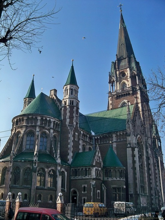 The Church of Sts. Olha and Elizabeth, Lviv, Ukraine, photo 5