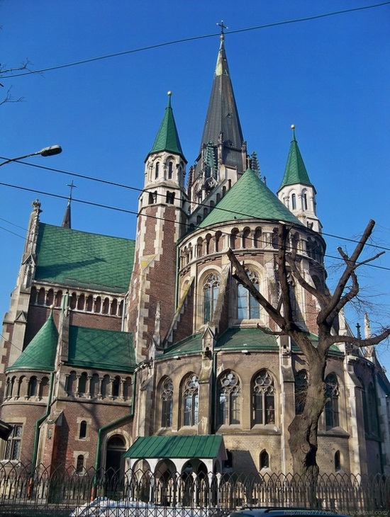 The Church of Sts. Olha and Elizabeth, Lviv, Ukraine, photo 6