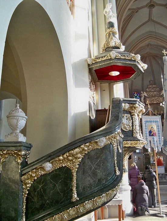 The Church of Sts. Olha and Elizabeth, Lviv, Ukraine, photo 8