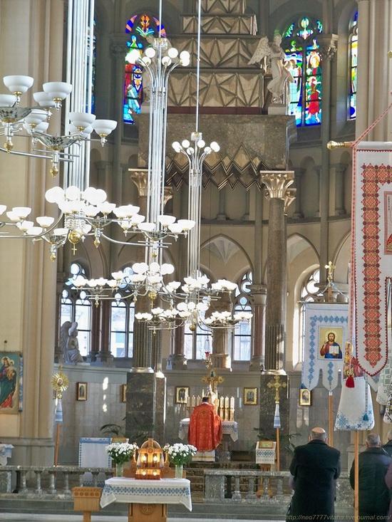 The Church of Sts. Olha and Elizabeth, Lviv, Ukraine, photo 9