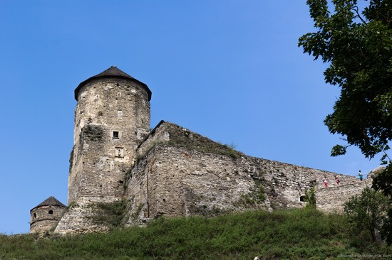 Medieval castle in Kamenets-Podolskiy, Ukraine, photo 12