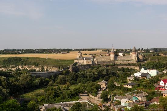 Medieval castle in Kamenets-Podolskiy, Ukraine, photo 13