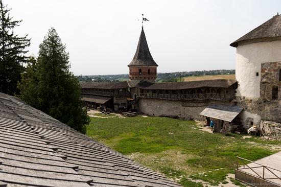 Medieval castle in Kamenets-Podolskiy, Ukraine, photo 4