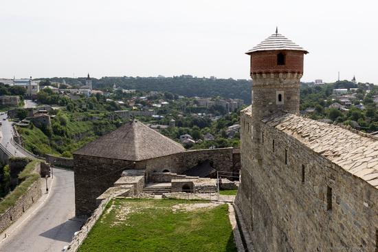 Medieval castle in Kamenets-Podolskiy, Ukraine, photo 5