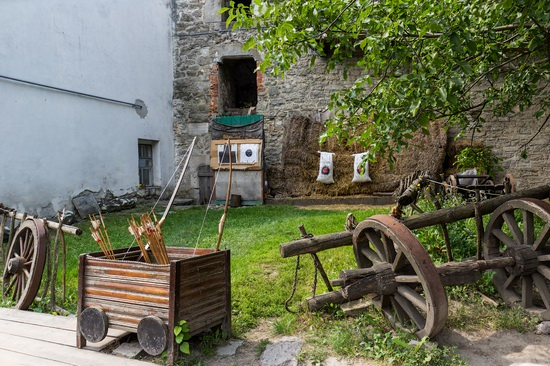 Medieval castle in Kamenets-Podolskiy, Ukraine, photo 6