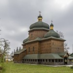 St. Nicholas Church in Sasiv