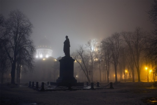 Winter in Odessa, Ukraine, photo 3