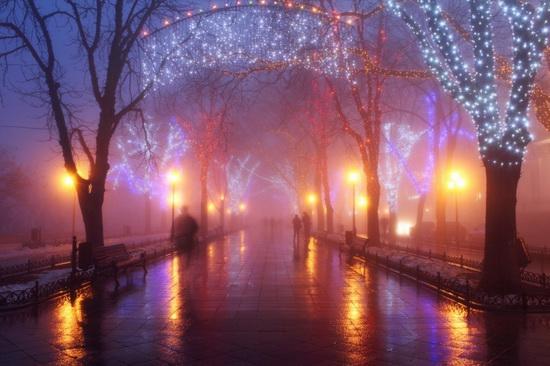 Winter in Odessa, Ukraine, photo 5