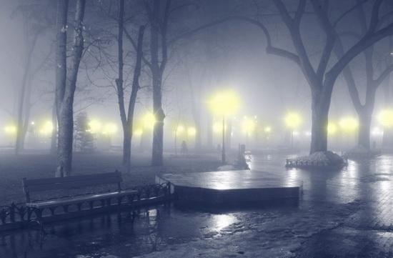 Winter in Odessa, Ukraine, photo 7