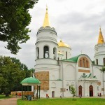Let's walk along the streets of ancient Chernihiv