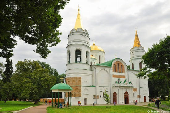 Ancient Chernihiv city, Ukraine, photo 1