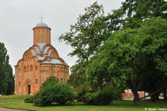 Ancient Chernihiv city, Ukraine, photo 10