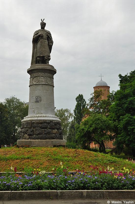 Ancient Chernihiv city, Ukraine, photo 12