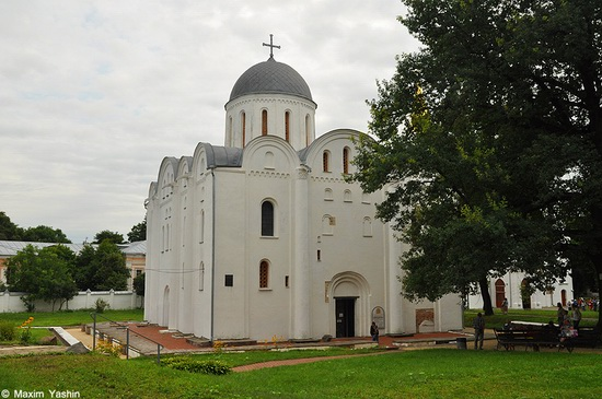 Ancient Chernihiv city, Ukraine, photo 2