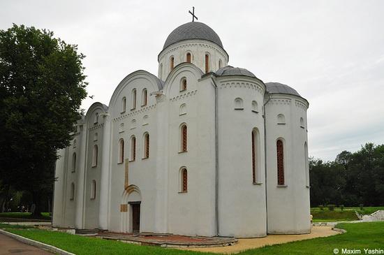 Ancient Chernihiv city, Ukraine, photo 3