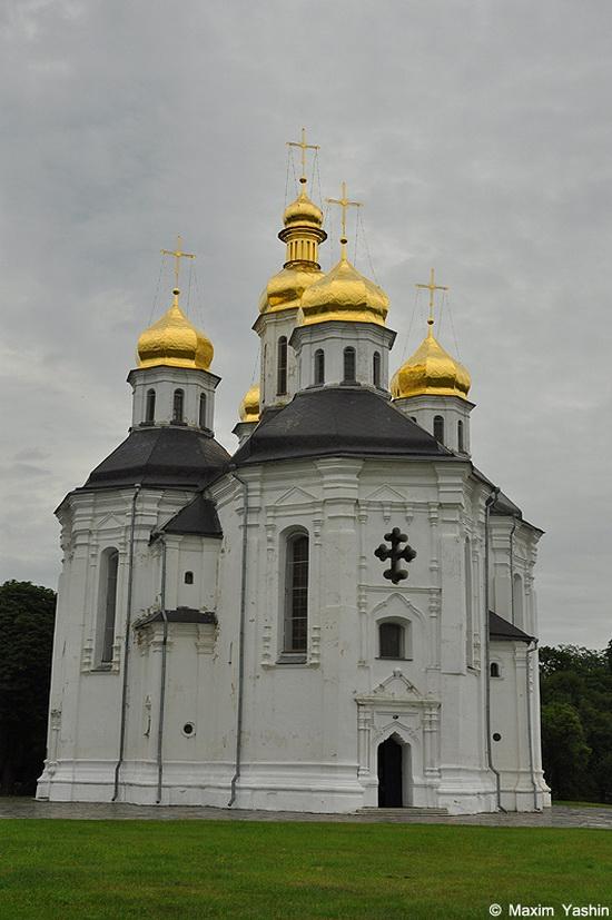 Ancient Chernihiv city, Ukraine, photo 6