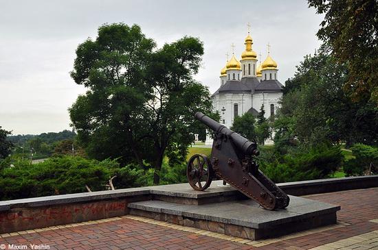 Ancient Chernihiv city, Ukraine, photo 7