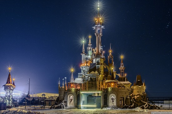 Disneyland near Kyiv - Victoria Film Studios, photo 1