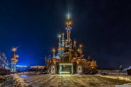 Disneyland near Kyiv - Victoria Film Studios, photo 4