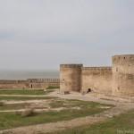Medieval fortress in Bilhorod-Dnistrovskyi