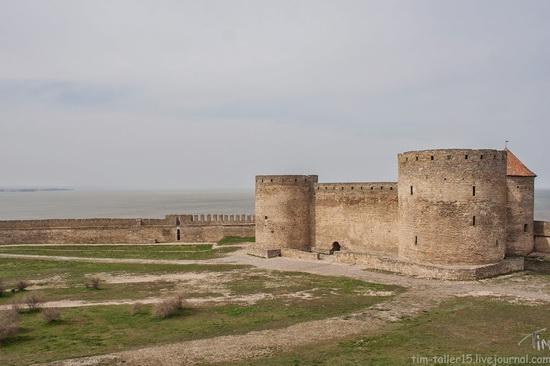 Medieval fortress in Bilhorod-Dnistrovskyi, Ukraine, photo 1