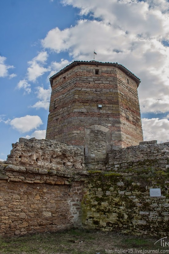Medieval fortress in Bilhorod-Dnistrovskyi, Ukraine, photo 11