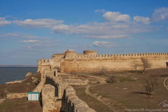 Medieval fortress in Bilhorod-Dnistrovskyi, Ukraine, photo 15