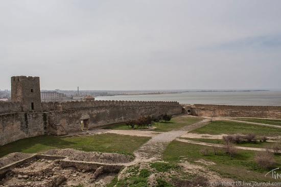 Medieval fortress in Bilhorod-Dnistrovskyi, Ukraine, photo 16