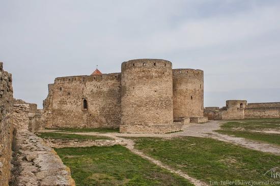 Medieval fortress in Bilhorod-Dnistrovskyi, Ukraine, photo 18