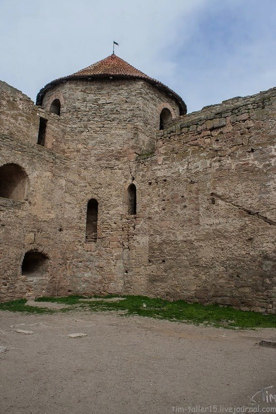 Medieval fortress in Bilhorod-Dnistrovskyi, Ukraine, photo 19