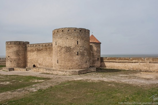 Medieval fortress in Bilhorod-Dnistrovskyi, Ukraine, photo 20