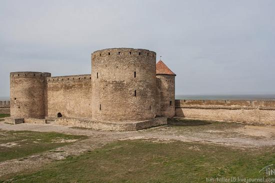 Medieval fortress in Bilhorod-Dnistrovskyi, Ukraine, photo 20