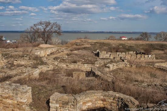 Medieval fortress in Bilhorod-Dnistrovskyi, Ukraine, photo 3