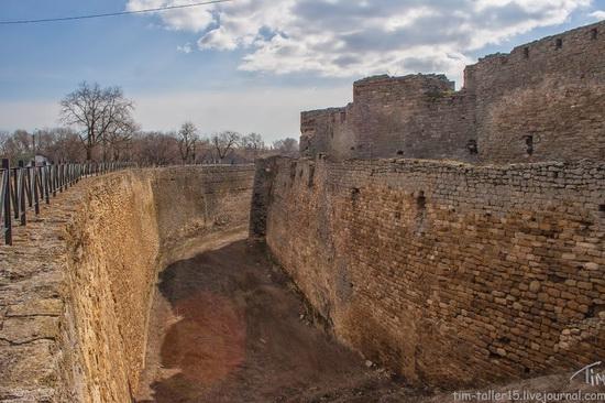 Medieval fortress in Bilhorod-Dnistrovskyi, Ukraine, photo 6