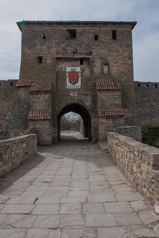 Medieval fortress in Bilhorod-Dnistrovskyi, Ukraine, photo 8