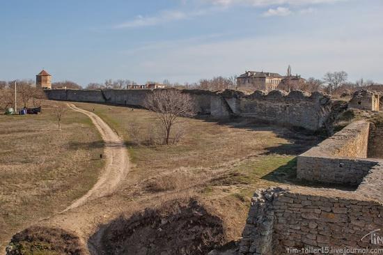 Medieval fortress in Bilhorod-Dnistrovskyi, Ukraine, photo 9