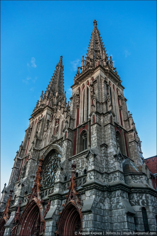 St. Nicholas Cathedral - Organ Music House, Kiev, Ukraine, photo 3