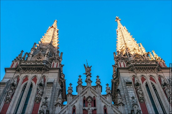 St. Nicholas Cathedral - Organ Music House, Kiev, Ukraine, photo 4