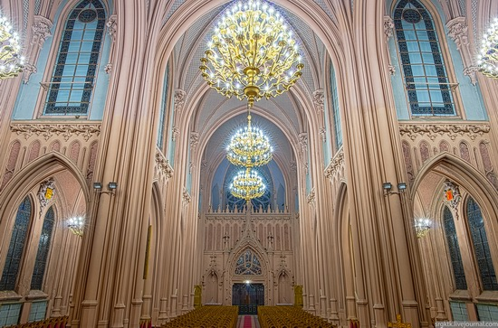 St. Nicholas Cathedral - Organ Music House, Kiev, Ukraine, photo 9