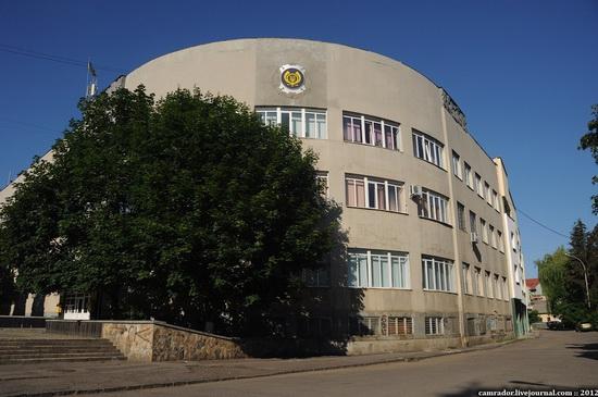 Uzhhorod city architecture, Ukraine, photo 19