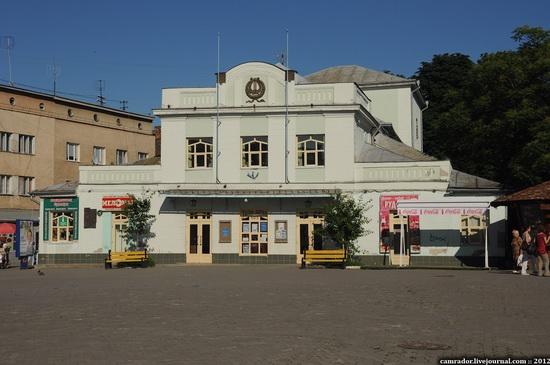 Uzhhorod city architecture, Ukraine, photo 21