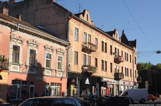 Uzhhorod city architecture, Ukraine, photo 22