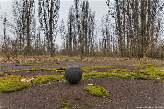 Chernobyl zone 29 years later, Ukraine, photo 3