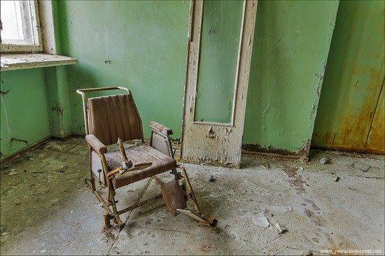 Chernobyl zone 29 years later, Ukraine, photo 4