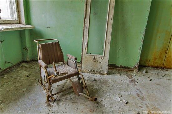 Chernobyl zone 29 years later, Ukraine, photo 4