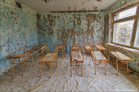Chernobyl zone 29 years later, Ukraine, photo 5