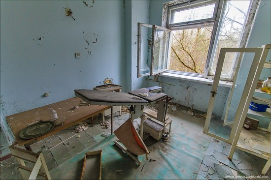 Chernobyl zone 29 years later, Ukraine, photo 6
