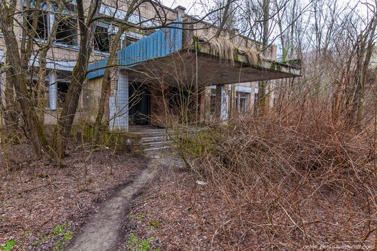 Chernobyl zone 29 years later, Ukraine, photo 7