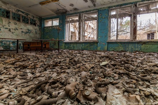 Chernobyl zone 29 years later, Ukraine, photo 9